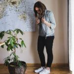 Karin Rambo of truncationblog.com shares her tips for postpartum fashion