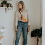 A Week of Outfits + Madewell Eco Denim & Throwback Shoes