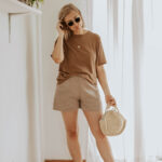30 Days of Summer Style Day 5: pregnancy dressing