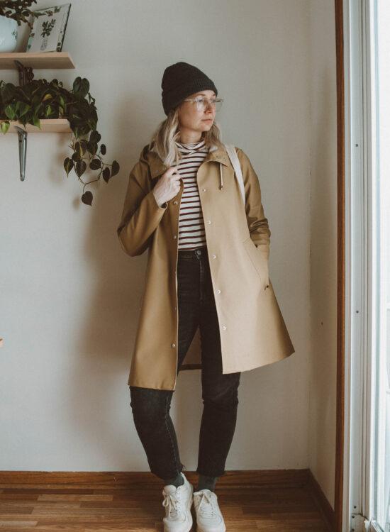 Stutterheim Raincoat Review + 5 Styling Ideas