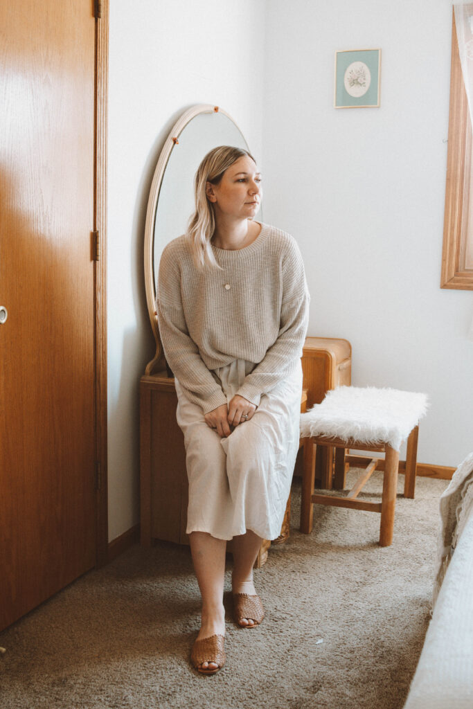5 Spring Outfits: Lots of Linen and Flowy Fabrics