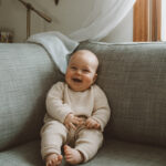 Gabe's 6 Month Update: Weaning, Solids, & Sleep!