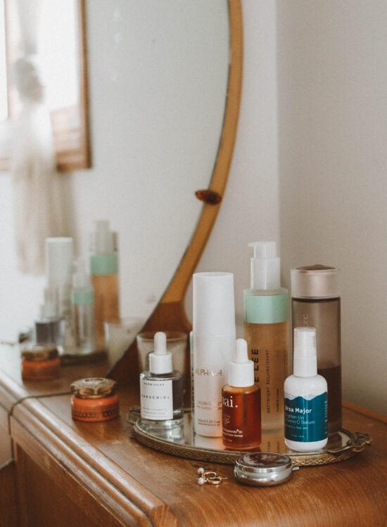 My A.M. & P.M. Clean Skincare Routine