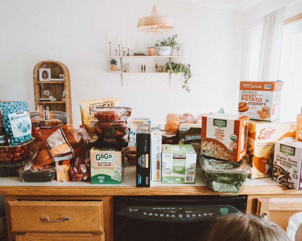 Costco Meal Plan: 2 Weeks of Breakfast, Lunch, & Dinner