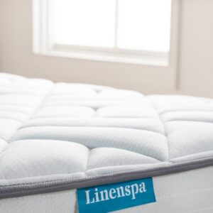 Linenspa twin mattresses for bunk beds