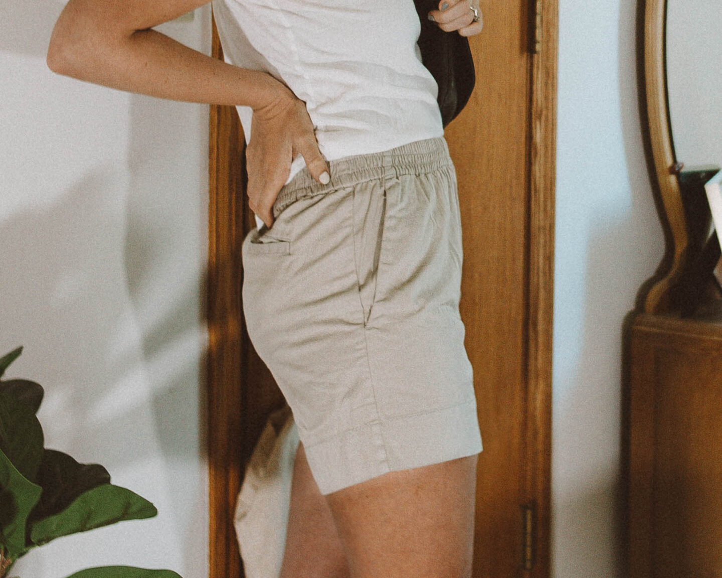 Everlane Shorts Guide, Easy Chino Short