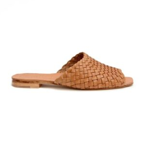 Either/Or NYC Woven Slide