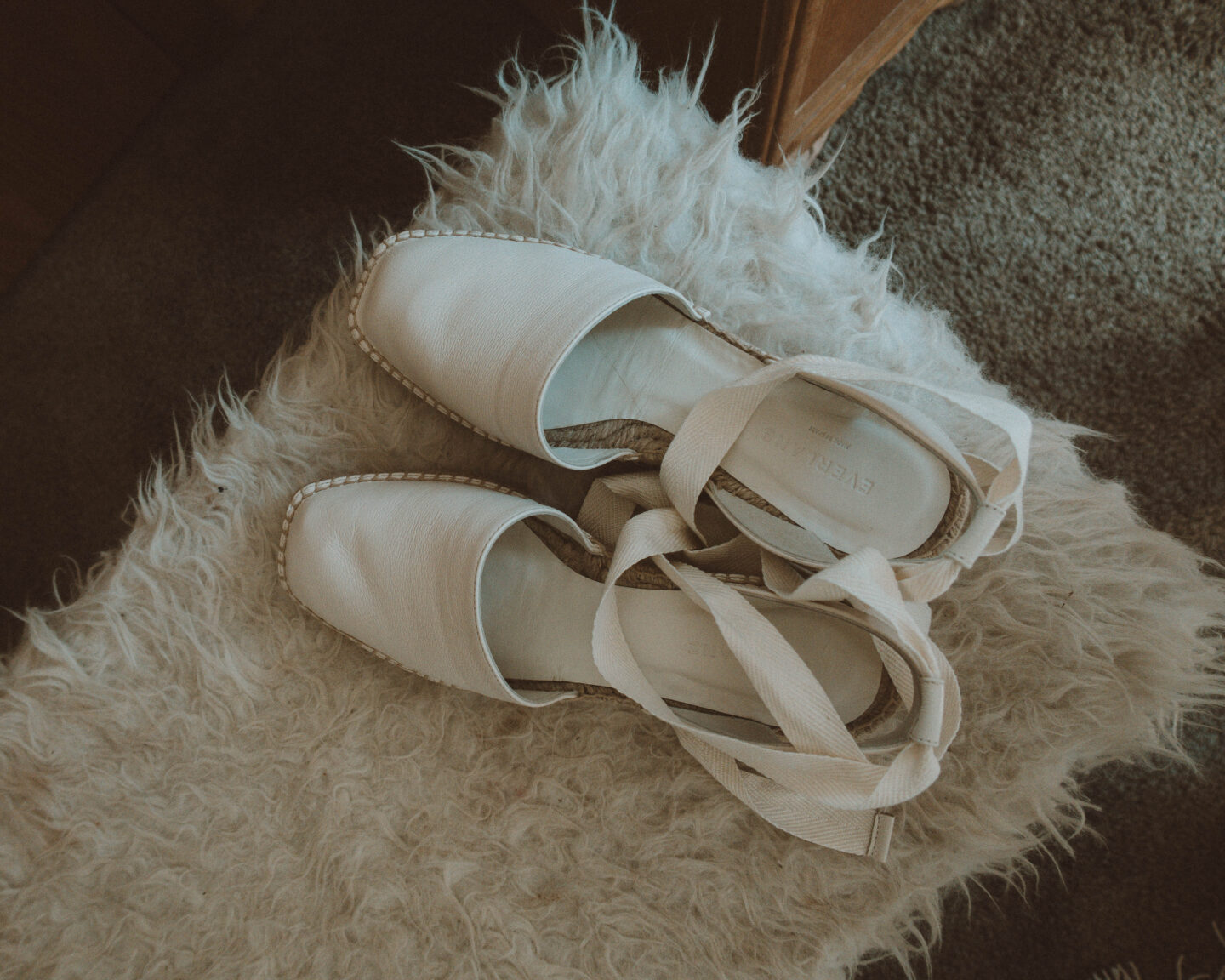 What's New at Everlane + 4 mini reviews, the dorsay espadrille