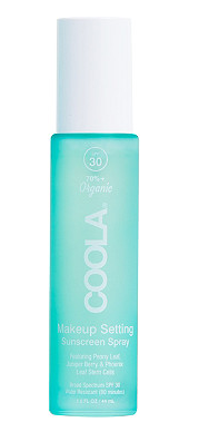 Coola SPF Makeup Setting Spray