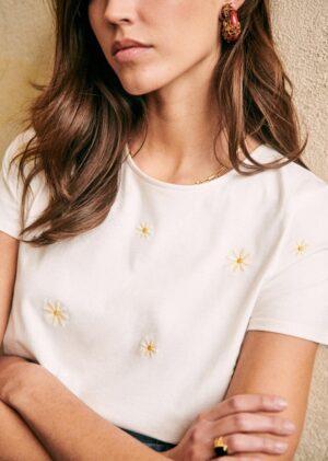 Sezane Evan T-Shirt
