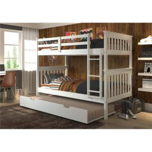 Donco Bunkbed with Trundle