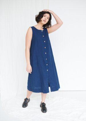Linenfox Robin Dress