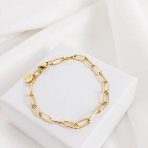 Happiness Boutique Chain Bracelet