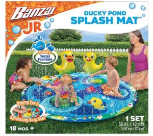 Banzai Splash Mat