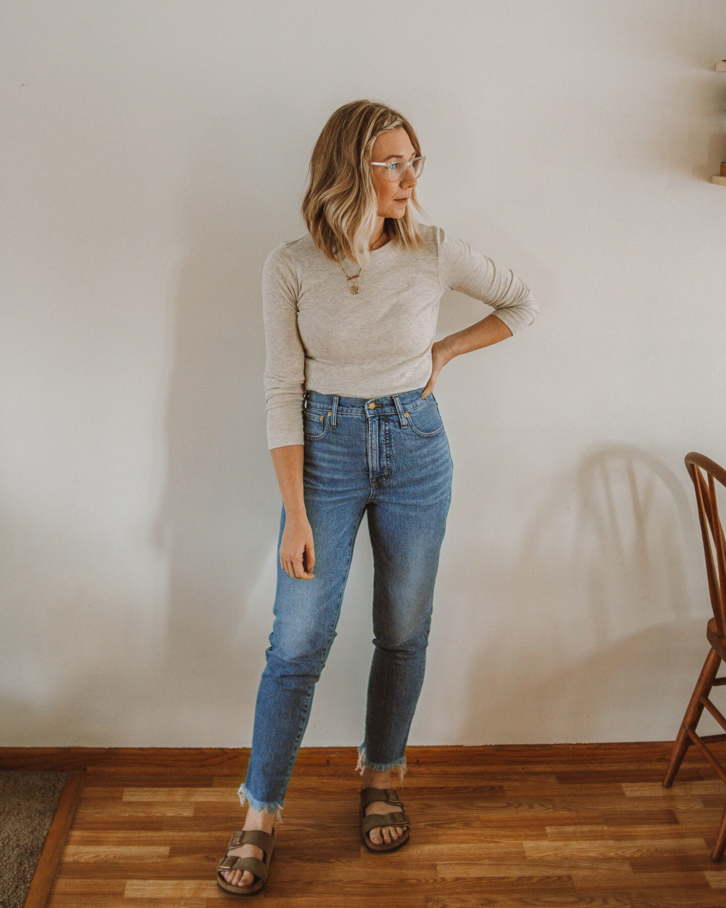 Madewell Denim Guide, Perfect Vintage Jean