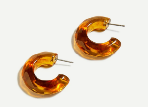 J.Crew Resin Earrings