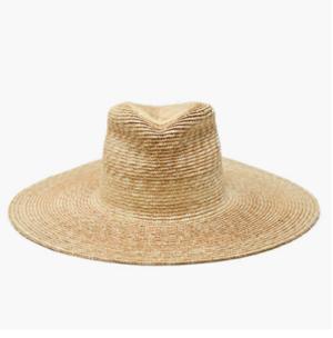 Madewell Wyeth Straw Panama Hat