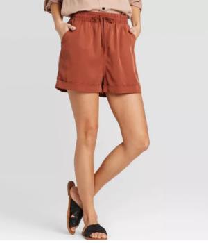Target Universal Thread Soft Shorts
