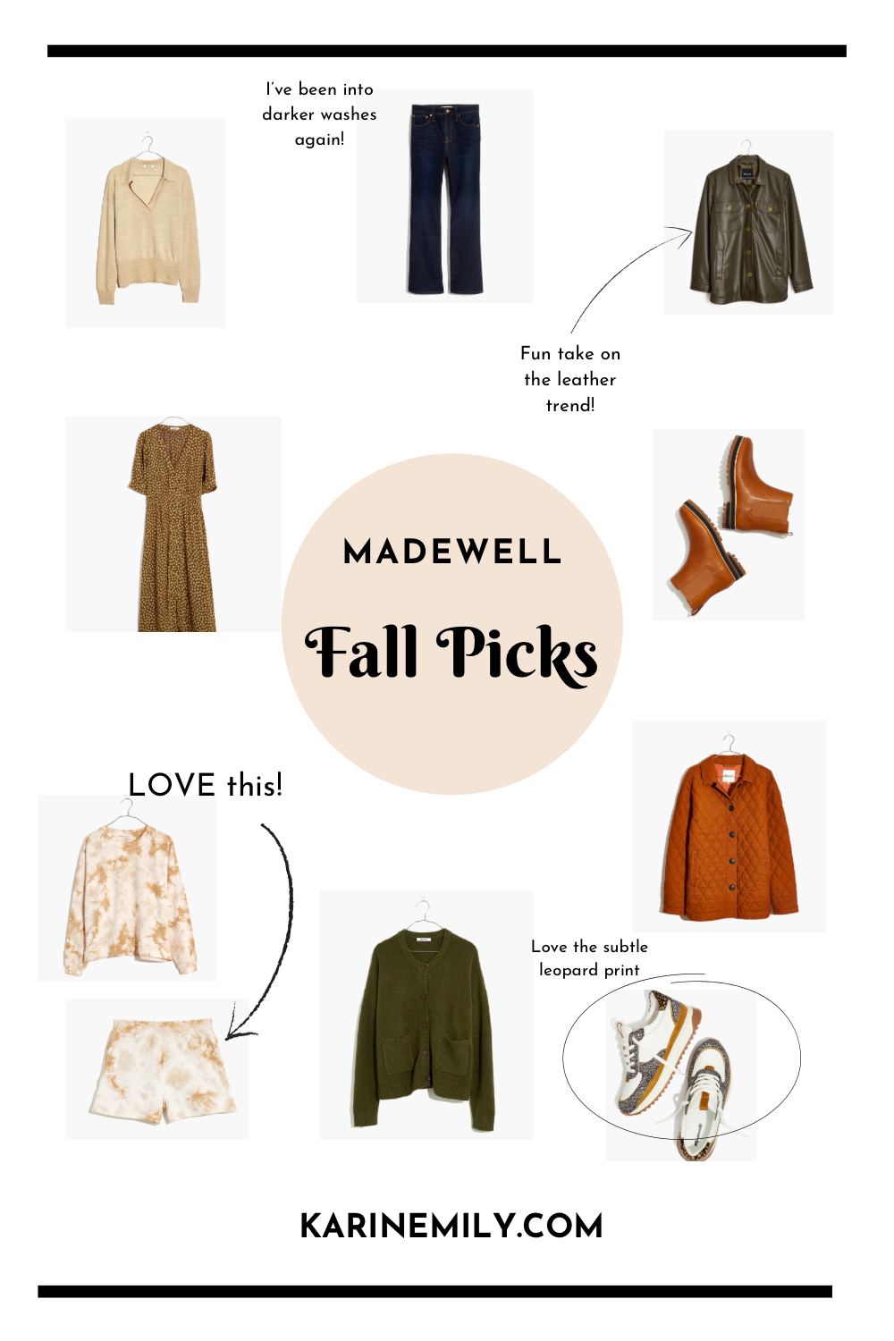 Madewell Fall Style Picks 2020 – My Favorites for Fall