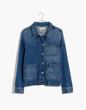 Madewell Denim Chore Jacket