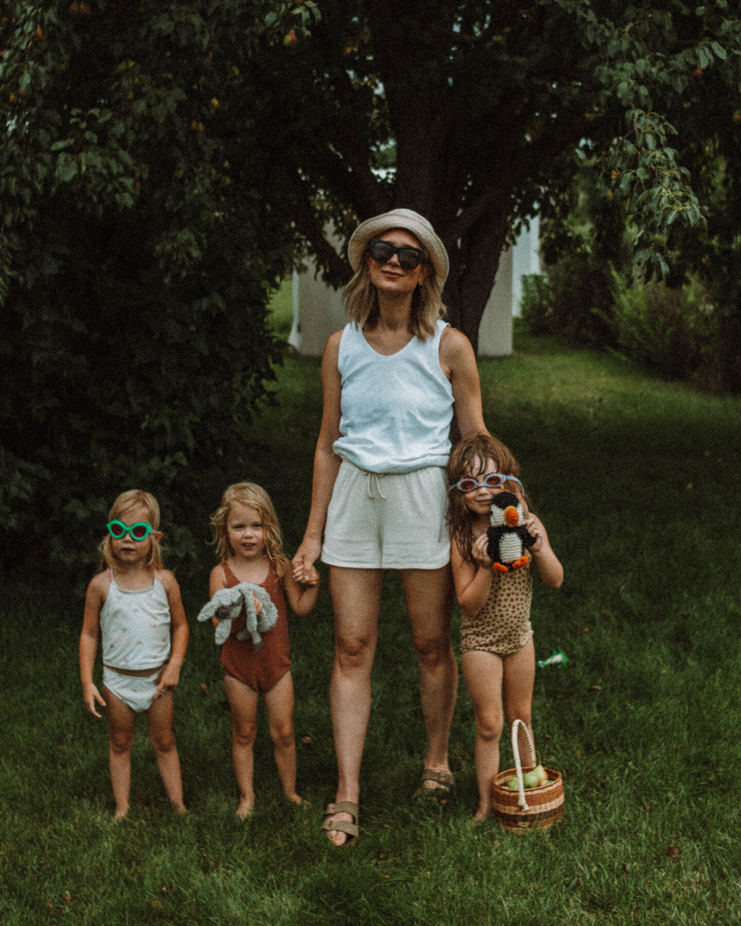 What I Wore in a Week: Trying out the Bucket Hat Trend