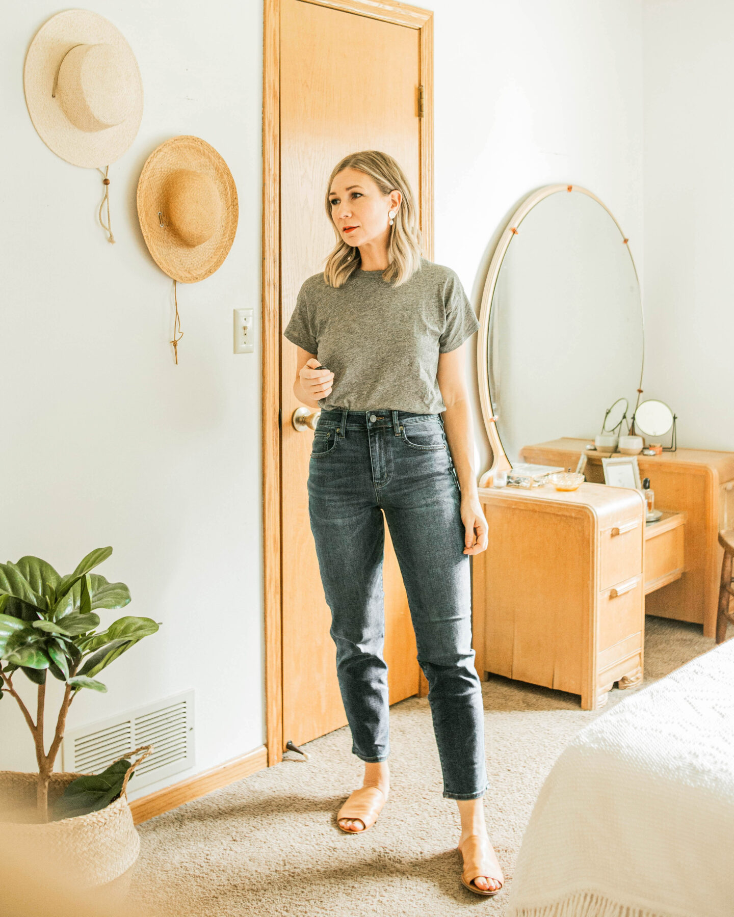 American Eagle Jean Guide - my Top Picks, AE next level slim straight jeans