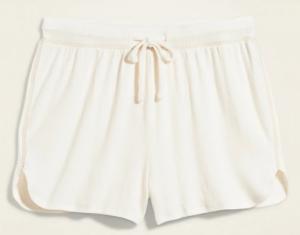 Old Navy Plush Knit Shorts