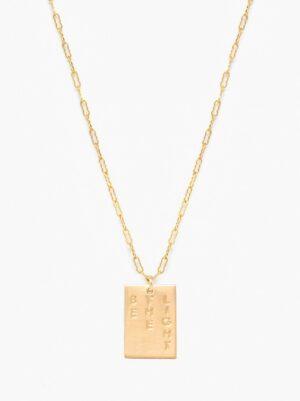 ABLE Novel Necklace