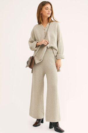 Free People Hailee Sweater Set