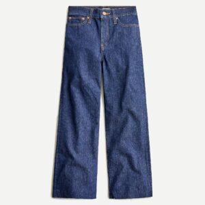 J. Crew Slim Wide Leg Jean