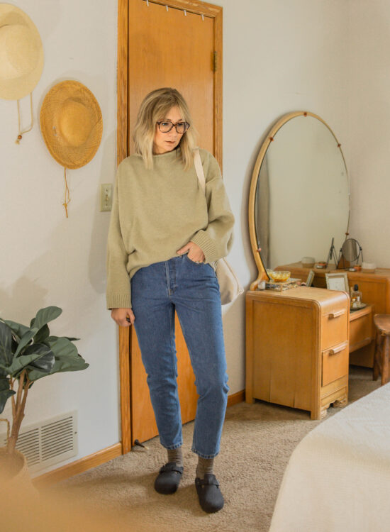 My Favorite Jeans for Fall