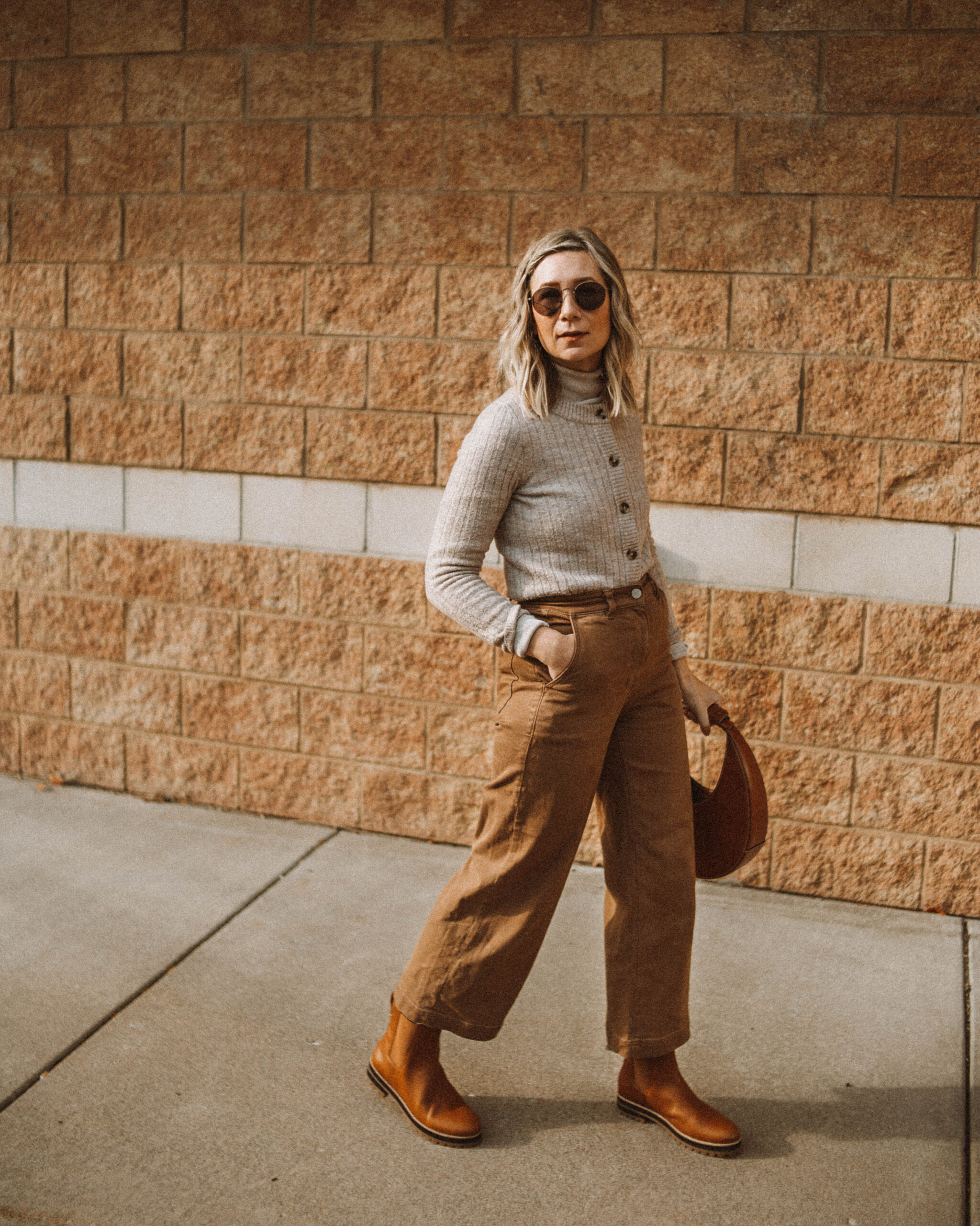 3 Ways to Style Wide Leg Pants