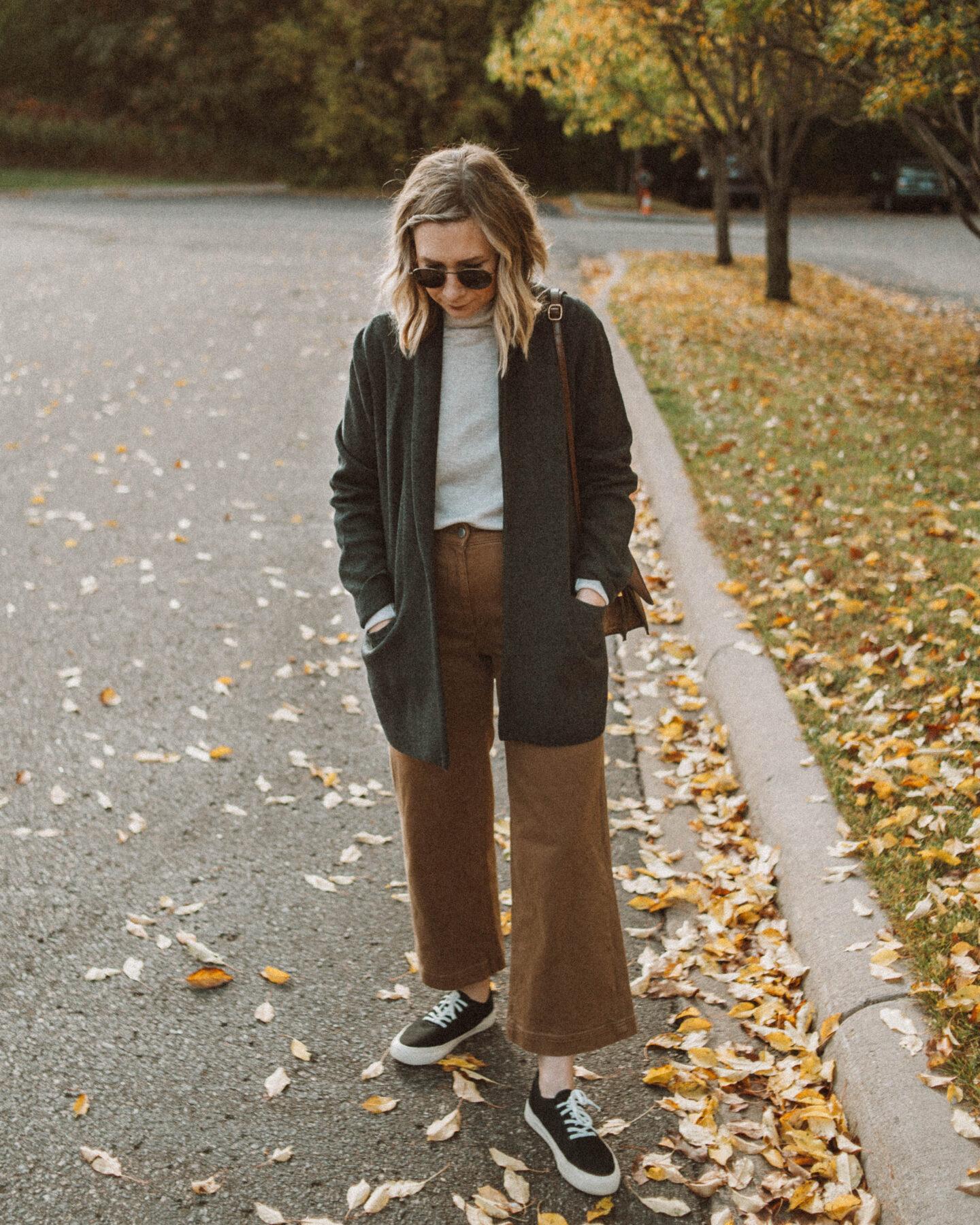 3 Ways to Style Wide Leg Pants, Everlane Wide Leg Pants