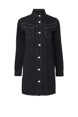 Ganni Krest Shirt Dress
