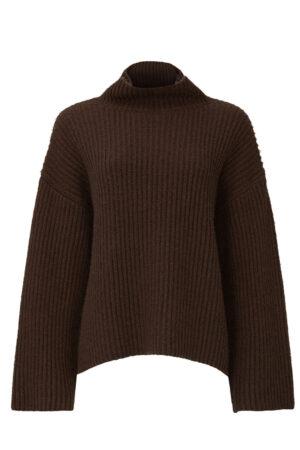 Sweet Baby Jamie Brown Bell Sleeve Sweater