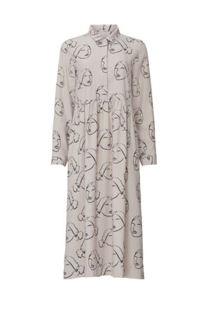 The Odells Easy Midi Dress