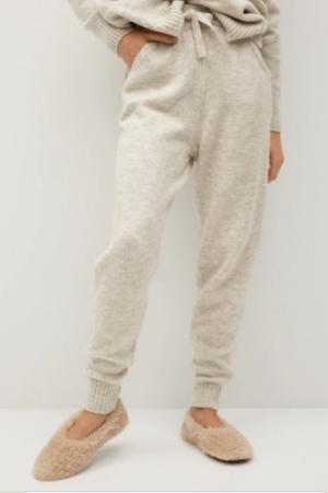 Mango Loungewear Sweater Joggers