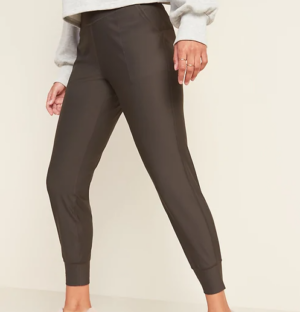 Old Navy High Waisted Elevate Jogger Leggings