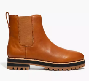 Madewell Ivy Chelsea Boot