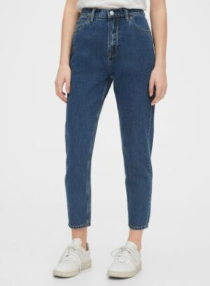 Gap Sky High Rise Mom Jeans