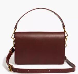 Madewell Flap Convertible Bag