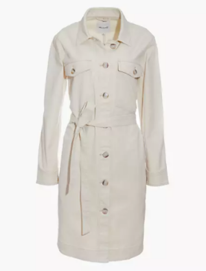 Madewell Belted Chore Coat