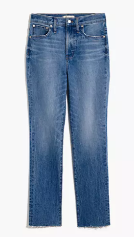 Madewell Perfect Vintage Jean in Enmore Wash