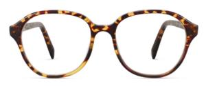 Warby Parker Carrington Eyeglasses in Saffron
