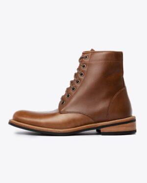 Nisolo Amalia All Weather Boot – Brown