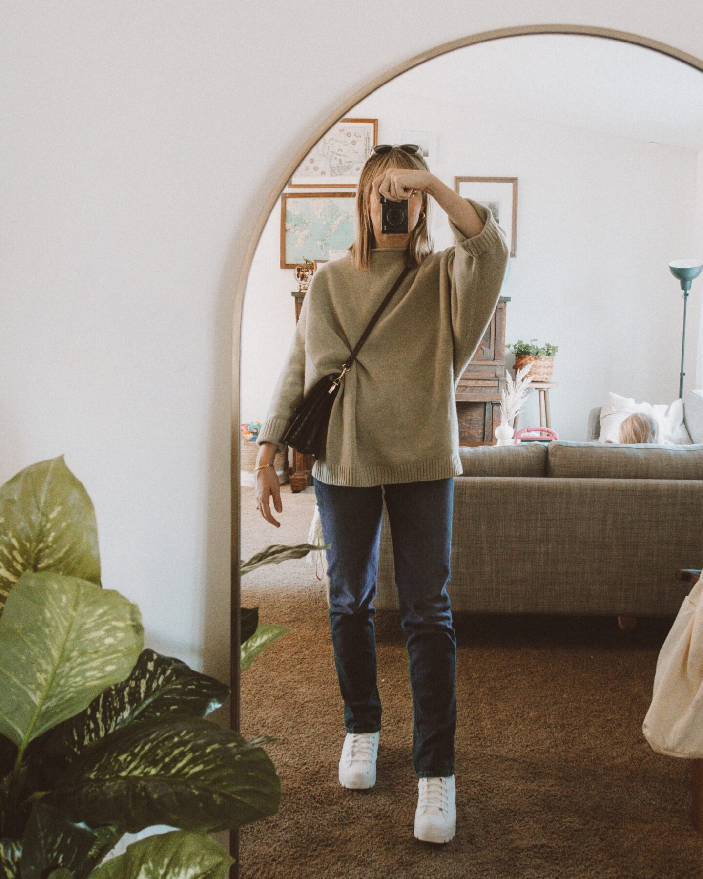 A week of cozy outfits