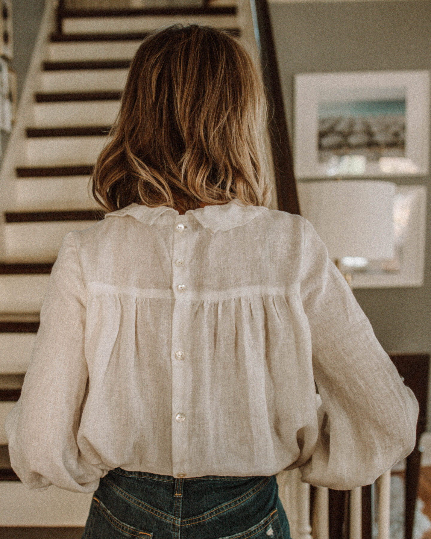 Holiday Outfit Ideas: The Statement Blouse, Peter Pan Collar