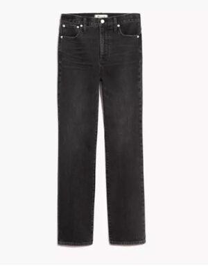 Madewell Demi Boot Jeans in Barnsbury Wash
