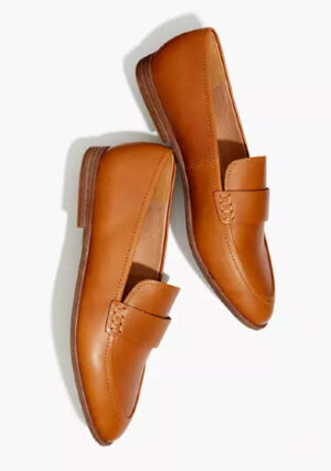 The Alex Loafer in Leather