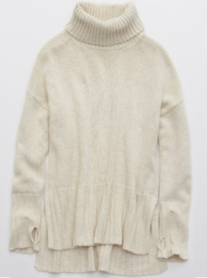 Aerie Offline Turtleneck Sweater